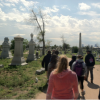 Riverside Cemetery Gets Some TLC from MSU Denver's Hospitality, Tourism and Events Students