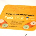 Drink Safe Coaster