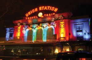 HOME IMPROVEMENT: RTD is projecting that Union Station will serve 100,000 people. (Photo by RTD)