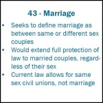 43 Marriage