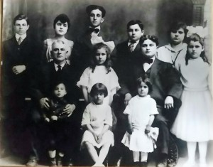 Pauline's father Carl Mainella, was a business owner while the children maintained the home. [Photo courtesy of Bruner family]